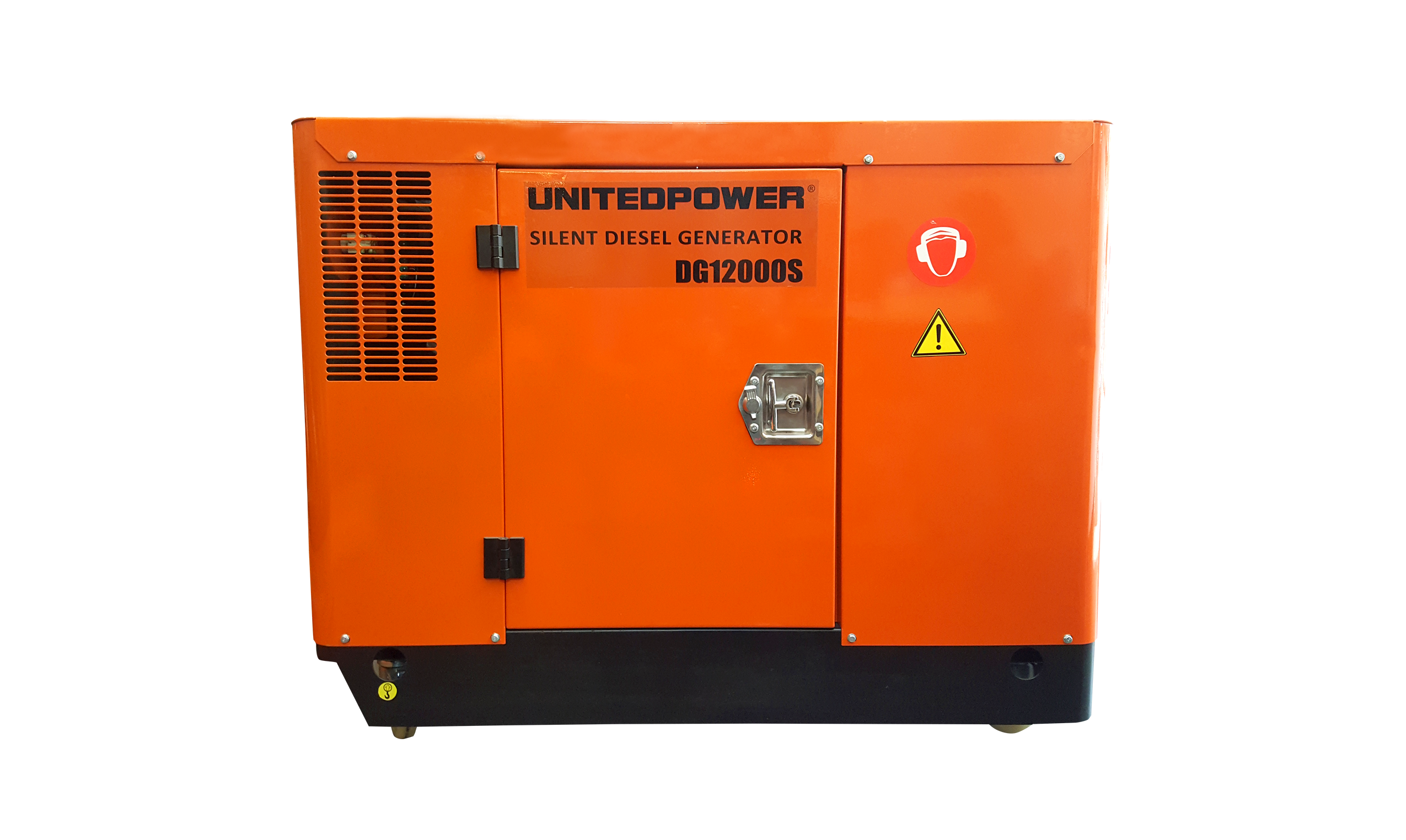 United Power Generator Diesel Series 12KVA Silent Type