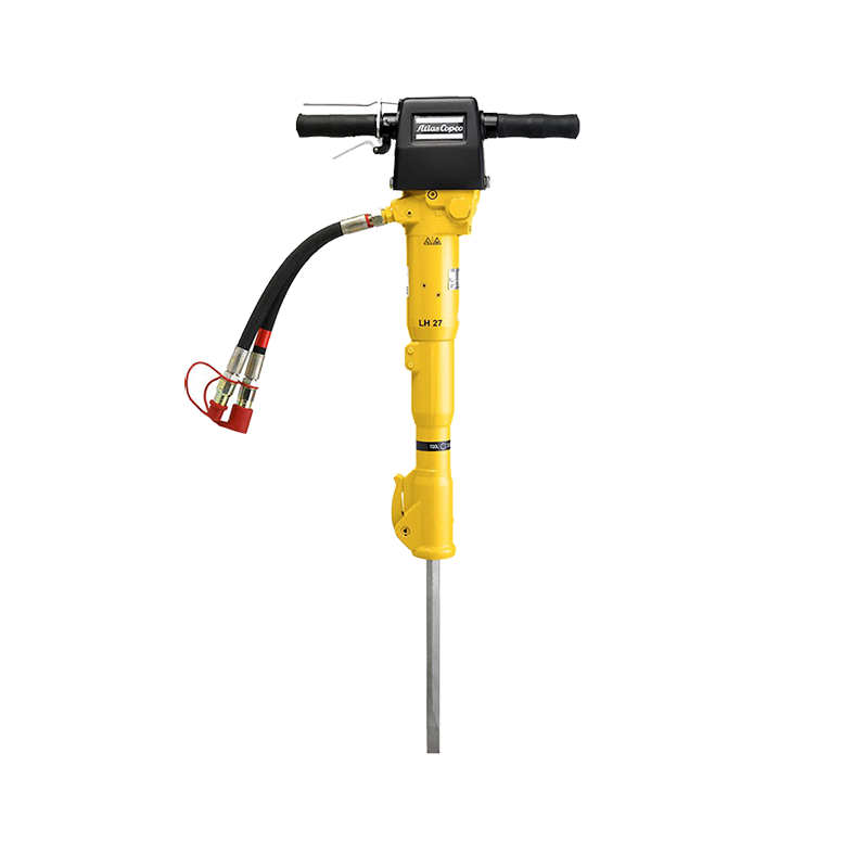 atlas copco handheld hydraulic breaker hl 270 tools. Black Bedroom Furniture Sets. Home Design Ideas